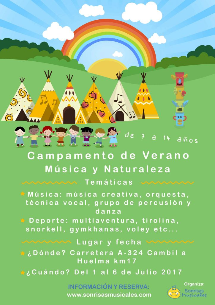 Campamento de Verano Granada 2017